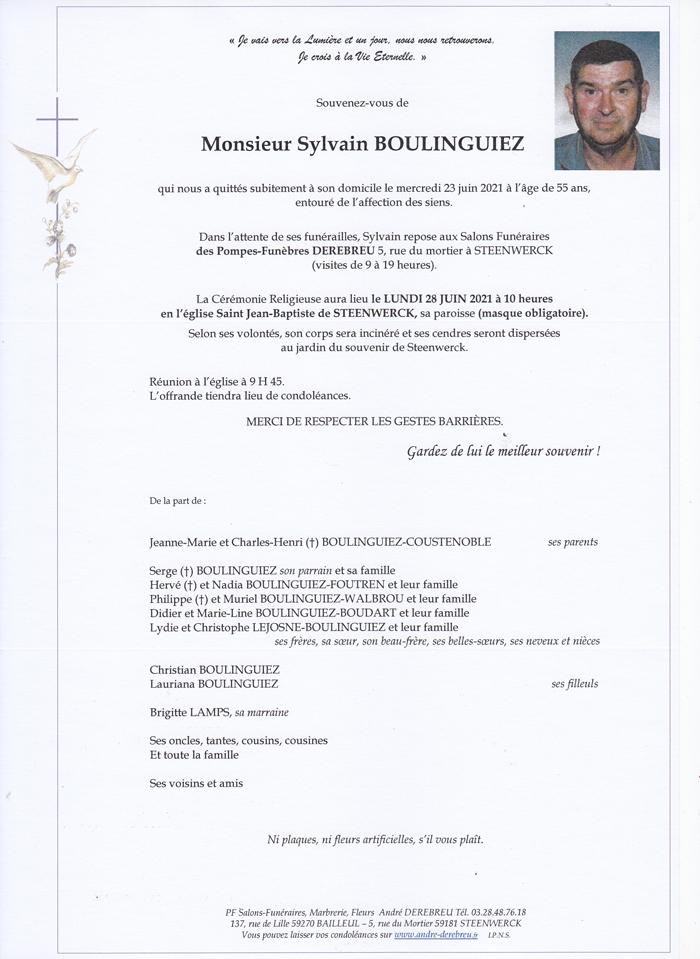 BOULINGUIEZ Sylvain