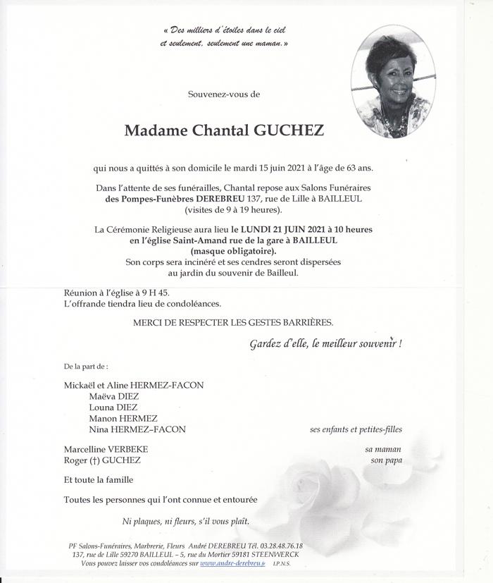 GUCHEZ Chantal